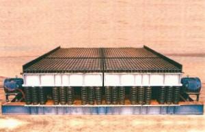 60 Ton Capacity Shakout