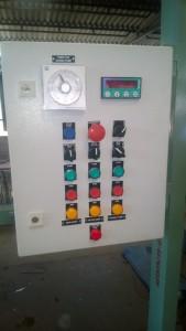 Control Unit for MIXER operator