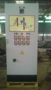 Control Unit for Mini-Sand Plant