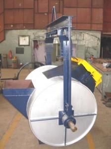 Large Size Drum Ladle
