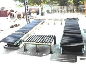 Roller Conveyor Moulding Loop