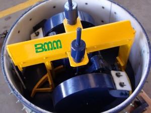 Sand Mixer Muller ( Mini Size)-FINAL
